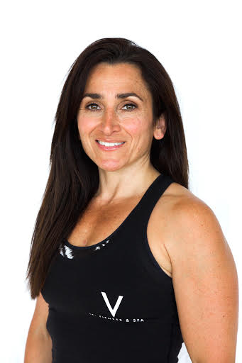 Pilates Instructor Angela Loudermilk