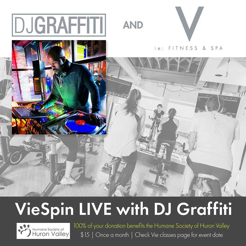 Vie Spin Live