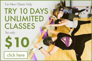 New client 10 Day Trial for $10