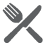 fork_and_knife_icon_dark_grey_64x64